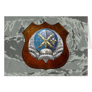 [100] SOWT Emblem Card