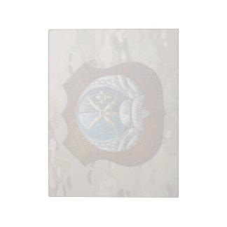 [100] SOWT Emblem Memo Notepads
