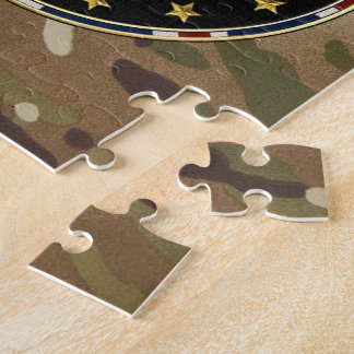 [100] Special Air Service (SAS) Badge [3D] Puzzle
