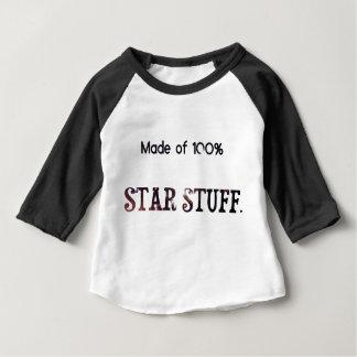 100% Star Stuff baby shirt
