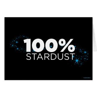 100% Stardust Card