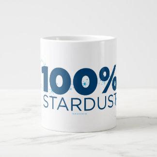 100% Stardust Large Coffee Mug