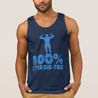 100% Steroid-Free Tanktops
