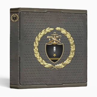 [100] SWCC: LTJG Special Edition 3 Ring Binder