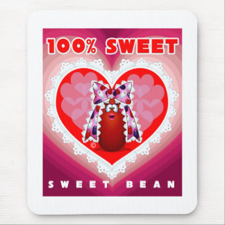 100% Sweet Mouse Pad