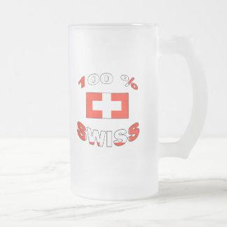 100% Swiss Mug