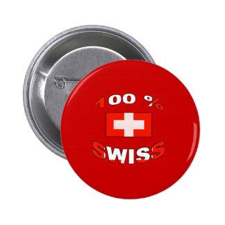 100% Swiss Pins