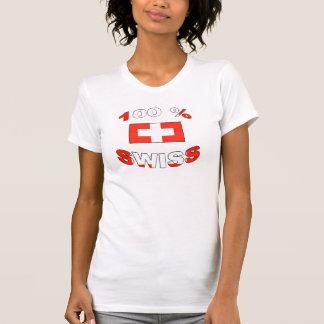 100% Swiss Tshirts