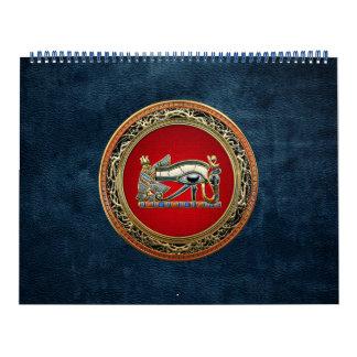[100] Tesoro: El ojo de Horus Calendarios