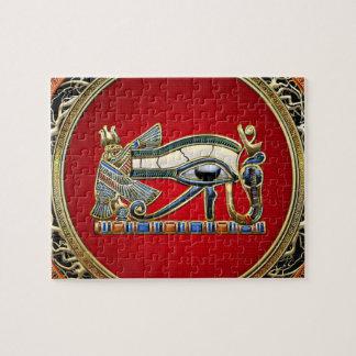 [100] Tesoro: El ojo de Horus Puzzle Con Fotos
