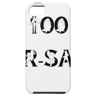 100 THOROUGH-BRED - Word games - François City iPhone SE/5/5s Case