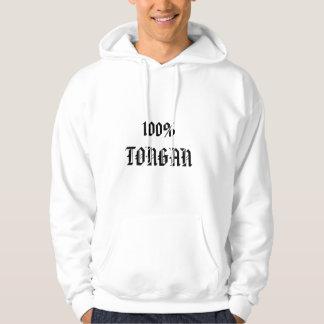 100% Tongan Hoodie Sweatshirt