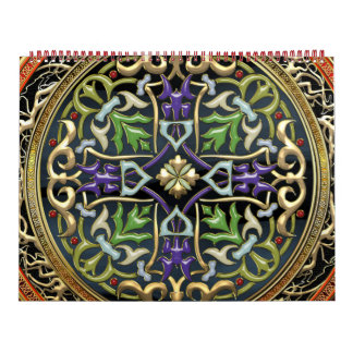 [100] Treasure Trove: Celtic Cross Calendar