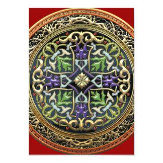 [100] Treasure Trove: Celtic Cross Card