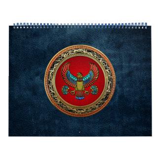 [100] Treasure Trove: Egyptian Falcon Calendars
