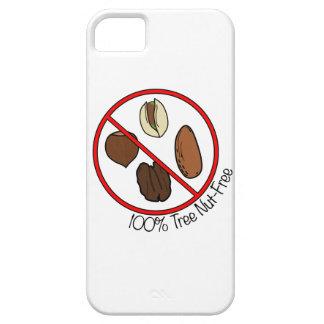100% Tree Nut Free iPhone 5 Cases
