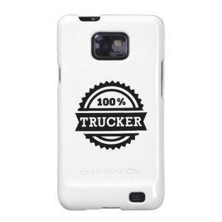 100% Trucker Samsung Galaxy SII Covers