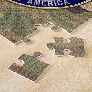 [100] U.S. Defense Attaché System (DAS) Emblem [3D Puzzles