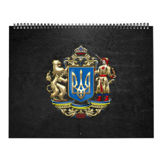 [100] Ukraine: Proposed Greater Coat of Arms Calendars