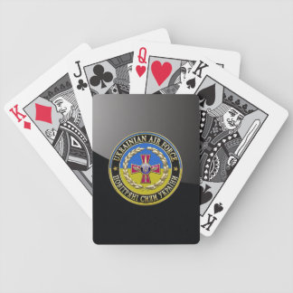 [100] Ukrainian Air Force [Special Edition] Bicycle Playing Cards