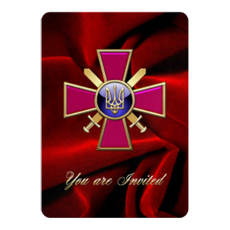 [100] Ukrainian Ground Forces Emblem Card