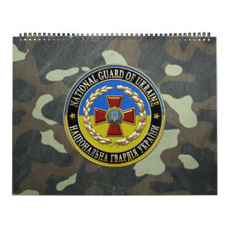 [100] Ukrainian National Guard [Special Edition] Calendar