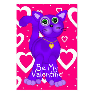 100 Valentine's Day Cards Business Card