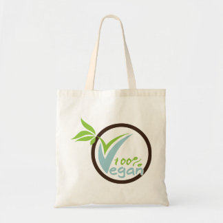 100% Vegan Canvas Reusable Bags