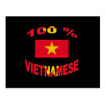 100% Vietnamese Post Cards