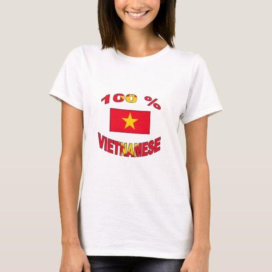 100% Vietnamese T-Shirt
