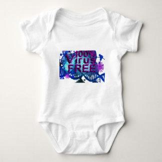 100% Virus Free Baby Bodysuit