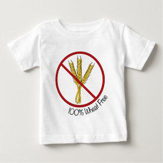 100% Wheat Free Baby T-Shirt