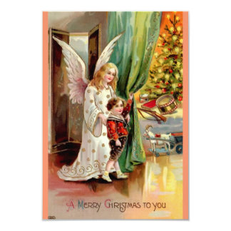 100 year old Christmas Postcard Greeting
