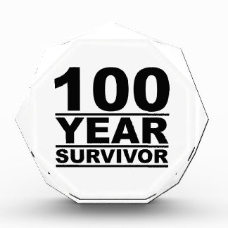 100 year survivor award