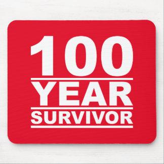 100 year survivor mouse pad