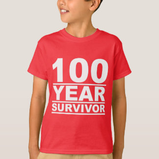 100 year survivor T-Shirt