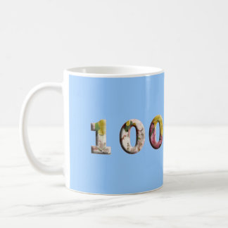 100 Years 100th Birthday Anniversary Milestone Mug