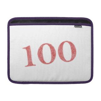 100 years anniversary MacBook air sleeve
