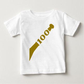 100-years-celebration-gold baby T-Shirt