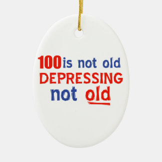 100 years is not old ceramic ornament