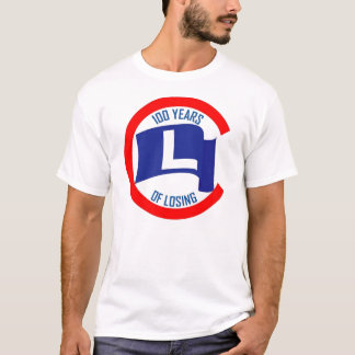 100 Years of Losing T-Shirt