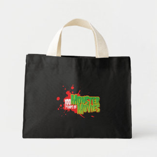 100 Years Of Monster Movies Mini Tote Bag