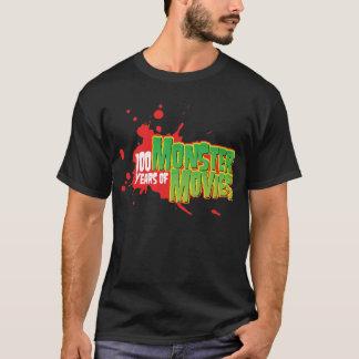 100 Years Of Monster Movies T-Shirt
