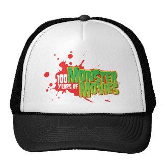 100 Years Of Monster Movies Trucker Hat