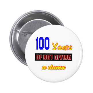 100 years of not giving a 2 inch round button