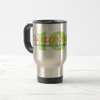 100 Years of Occupational Therapy Travel Mug