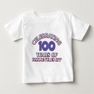 100 years of raising hell baby T-Shirt