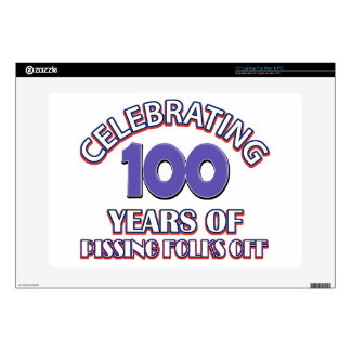 100 years of raising hell decals for laptops