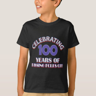 100 years of raising hell T-Shirt