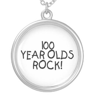 100 Years Old Silver Plated Necklace